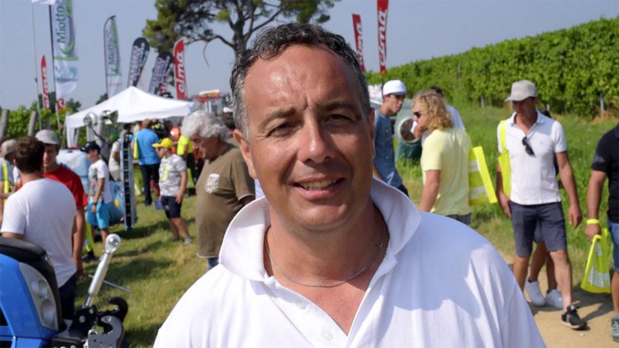 Roberto Rinaldin presidente Unacma